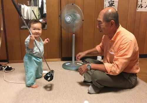 パパ部 パパは君が好き。君もパパが好き。-じいちゃんのゴルフクラブ
