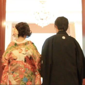 結婚式撮影の話