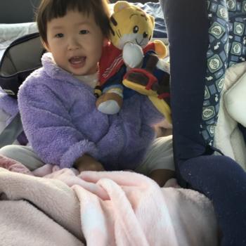 今回の東京出張も、車中泊でした