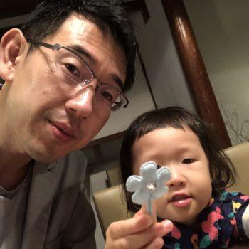 """子どもの""""おもちゃ""""としてのパパ"""