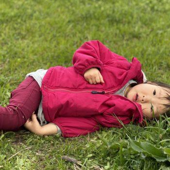 新型コロナウイルス の時代に、3歳児を育てる両親がやっていること