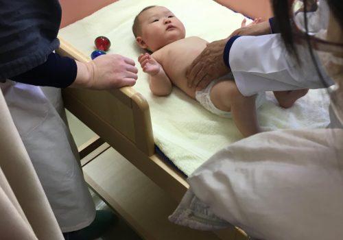 BCGの予防接種