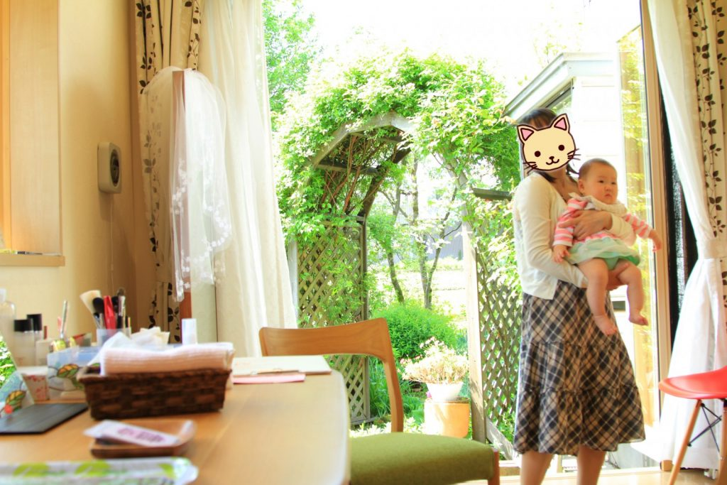 image-福井の素敵なお庭で撮影会 | パパ部