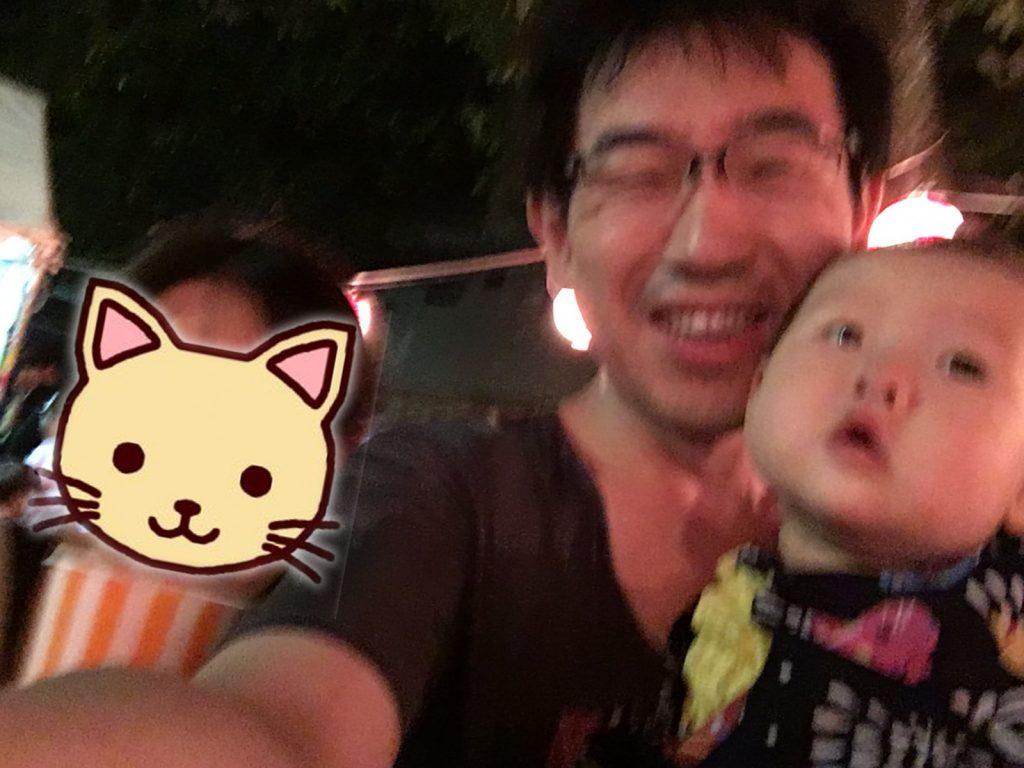 image-夏祭りデビュー | パパ部