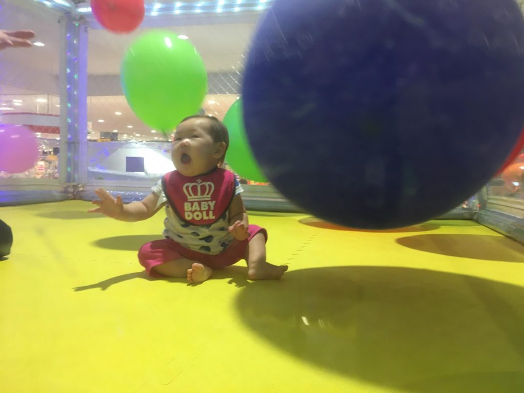 image-風船で遊ぶよ | パパ部